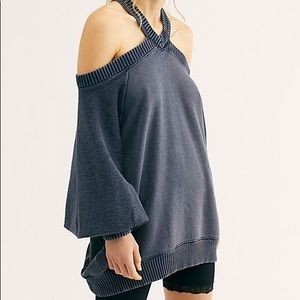 Free People These Shoulders Pullover